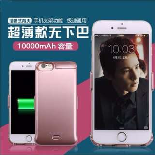 """🚚 iPhone7 Casing Charger 4.7"""" (10000mAH) #1212YES"""