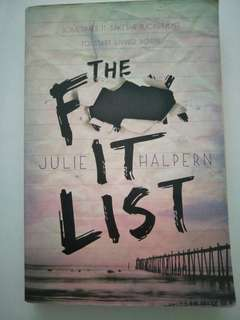The F It List - Julie Halpern