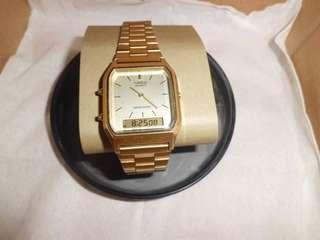 Jam tangan casio aq-230ga