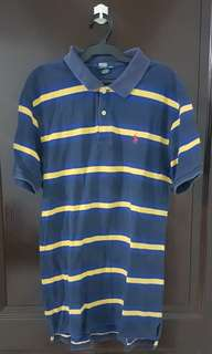 Polo by Ralph Lauren Blue Striped Polo Shirt