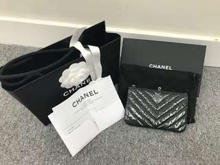 Chanel 💯 全新真品coin 包