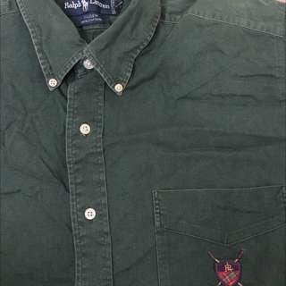 Ralph Lauren Polo Shirt (size L)