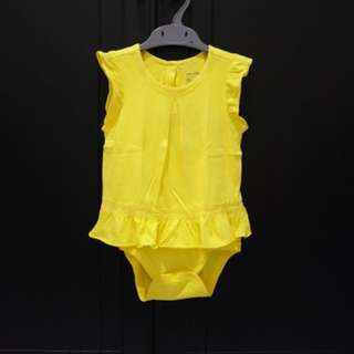 Baby Gap Yellow Top