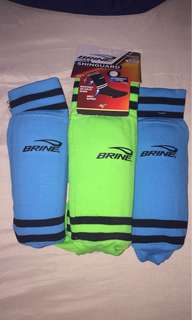 Brine Socks with plated shinguards attached