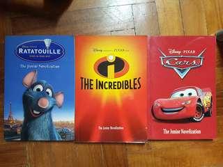 🚚 Disney pixar storybooks