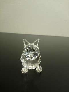 小動物水晶