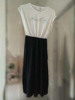 棉質 連身洋裝