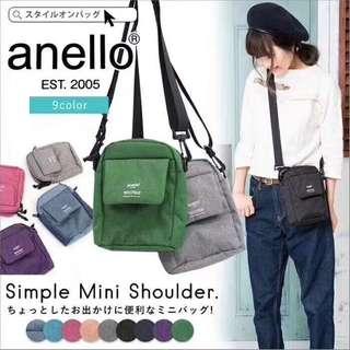 Anello simple mini sholder