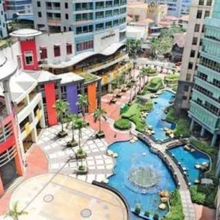 2 Bedroom Condominium For Sale: One Central Park, Eastwood City