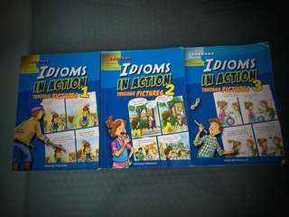 Idioms in action 1,2&3