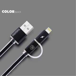Remax Aurora High Speed Charging Dual Cable