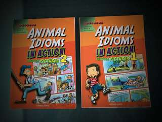 Idioms in action volume 1&2