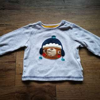 Mothercare Baby Sweater
