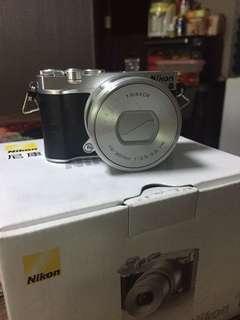 Nikon J5 model 1 nikkor Silver