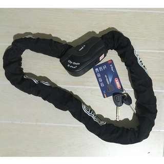 Abus Granit City Chain X-Plus 1060/110