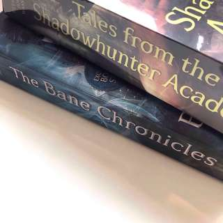 Tales from the Shadowhunter Academy + The Bane Chronicles