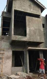 Rumah Cantik & Asri One Gate,Sysyem Ckuster,Luly Residence, 2Lantai Harga 1 Lantai