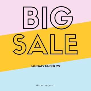 This is it!! Big sale!! 😍