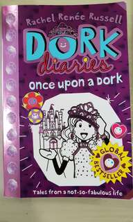 Dork Diaries - Once upon a Dork