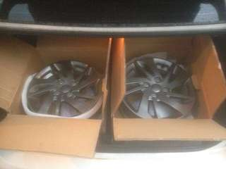 Myvi Icon SE rim (gray)