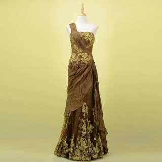 Elegant Evening Gown