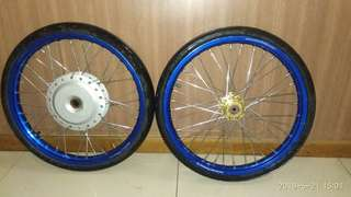 Velg ring 17 for Matic Honda