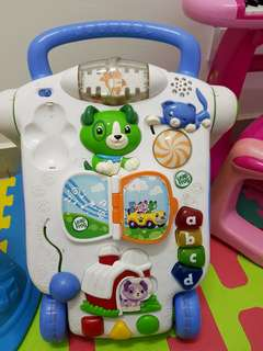 LeapFrog learning musical walker