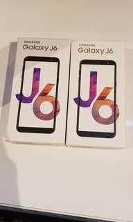 🚚 Samsung J6 2018 現貨 紫 金