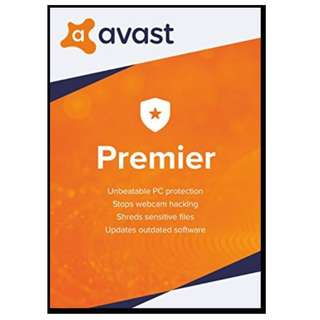 🔥AVAST Premier 2018 for 1PC or 3PCs 1-year🔥