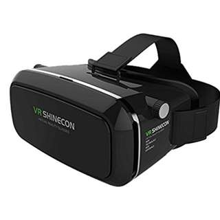 1180. VR SHINECON  3D Virtual Reality Goggles Headset