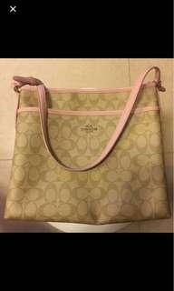 🈹Coach hand bag