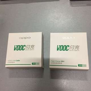 VOOC Charger Oppo