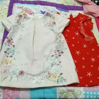 Zara baby girl sold as set