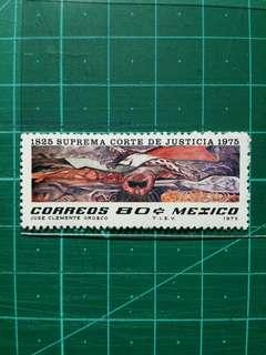 [贈品]1975 墨西哥 最高法院150週年紀念 新票一套