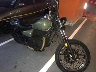Kawasaki Vulcan en500