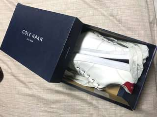 White Sneakers Cole Haan