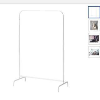(徵收/高雄)IKEA吊衣桿 掛衣架