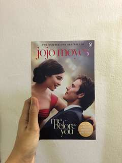 (Pre-loved) Me before you