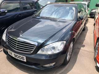 MERCEDES-BENZ S500 (5500cc) 2006