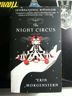 Fantasy novel: The Night Circus