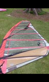 Windsurfing 8.5m sail