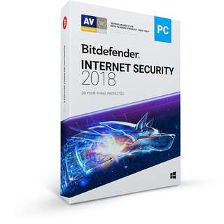🔥Bitdefender Internet Security for 1-PC 1-year + 3 months promo🔥