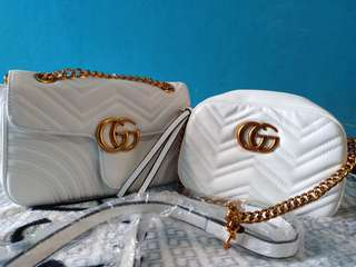 Gucci  marmont bag for two
