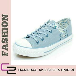 Sneakers Women denim casual shoes fashion flat shoes