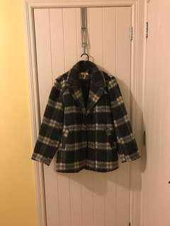 Winter coat size 18