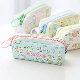 🚚 PREORDERS FOR SUMIKKO GURASHI BIG ZIPPER PENCIL CASE @ $9 ONLY or $8 EACH FOR 3PCS N ABOVE!!! ETA: END JULY 2018