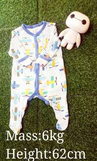 Dymples Sleepsuit for baby