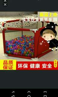 In stock Baby Playpen/baby bed/baby fence