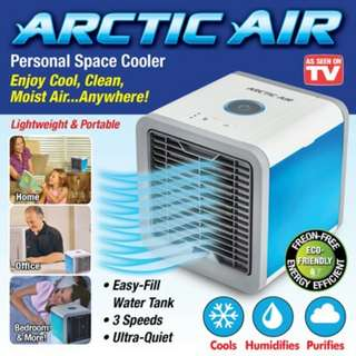 Arctic Air cooler 冷風機移動式冷氣USB水冷扇解暑神器