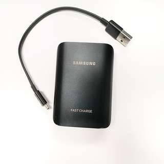 SAMSUNG Fast Charge Battery Pack (10.2A) in Black